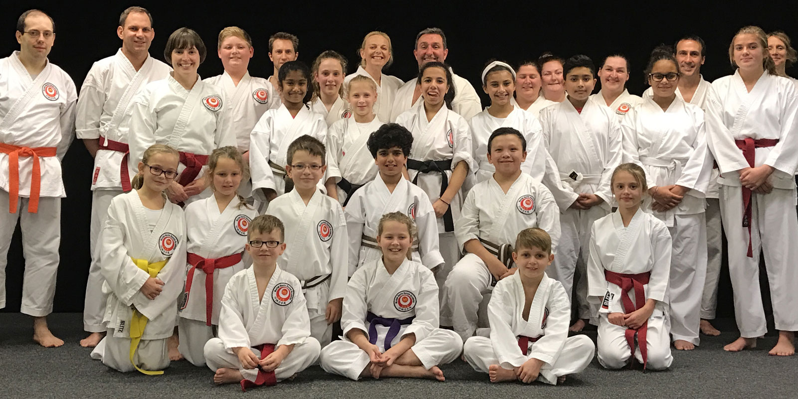 The Martyn Harris Karate Academy. Karate in Cardiff.