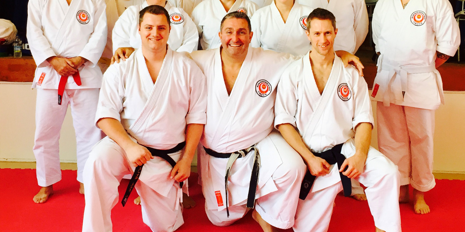 About Martyn Harris and Karate in Cardiff