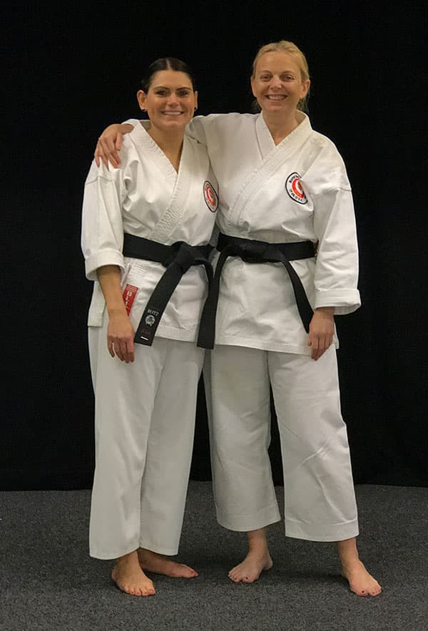 Martyn Harris Karate Academy - Ladies only Karate Classes in Cardiff