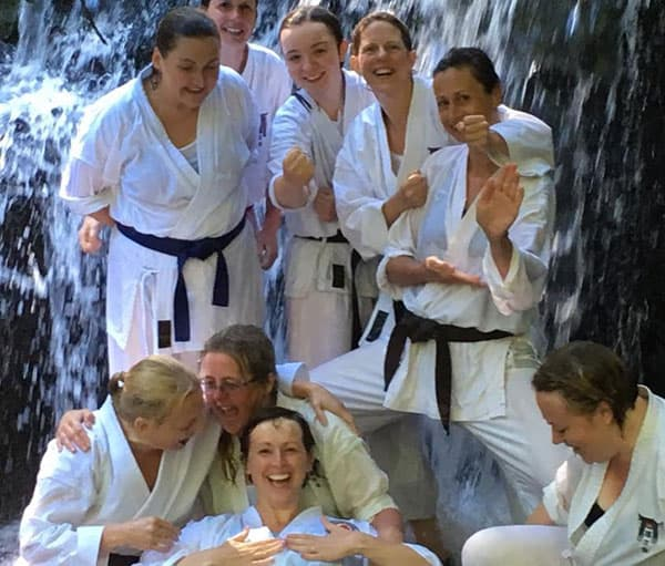 Martyn Harris Karate Academy - Women Karate Classes in Cardiff