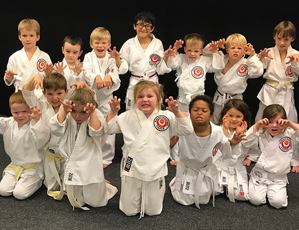Infant Karate Classes
