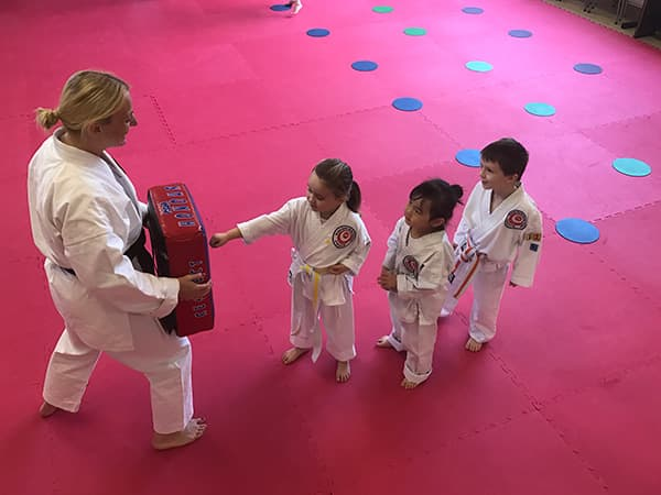 Tots Karate Classes